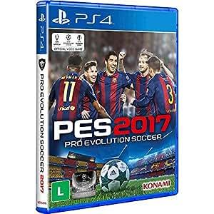 Pro Evolution Soccer 2017-1ª Edição - PlayStation 4