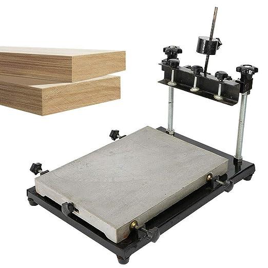Impresora de plantilla manual ajustable de 0-120 mm MOMOJA: Amazon ...