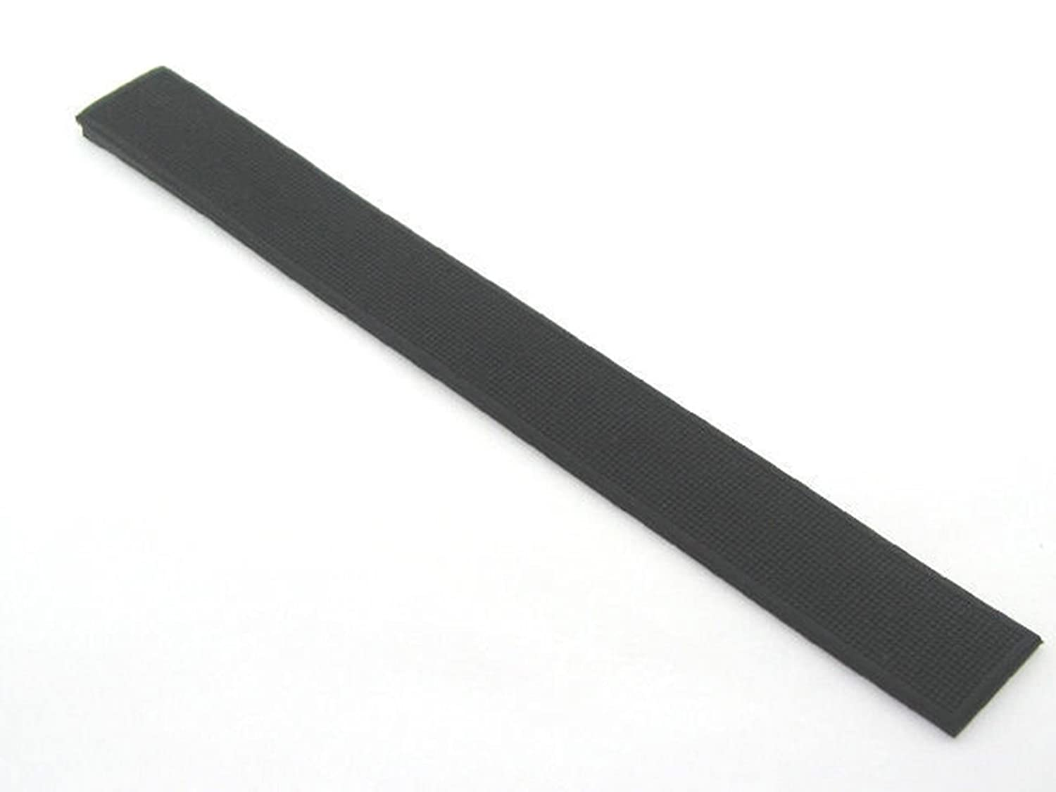 22 mm Rubber Band Watch Strap for TAG Heuer wae1111 – 0ゴルフブラック9 G  B07D6PD9DP