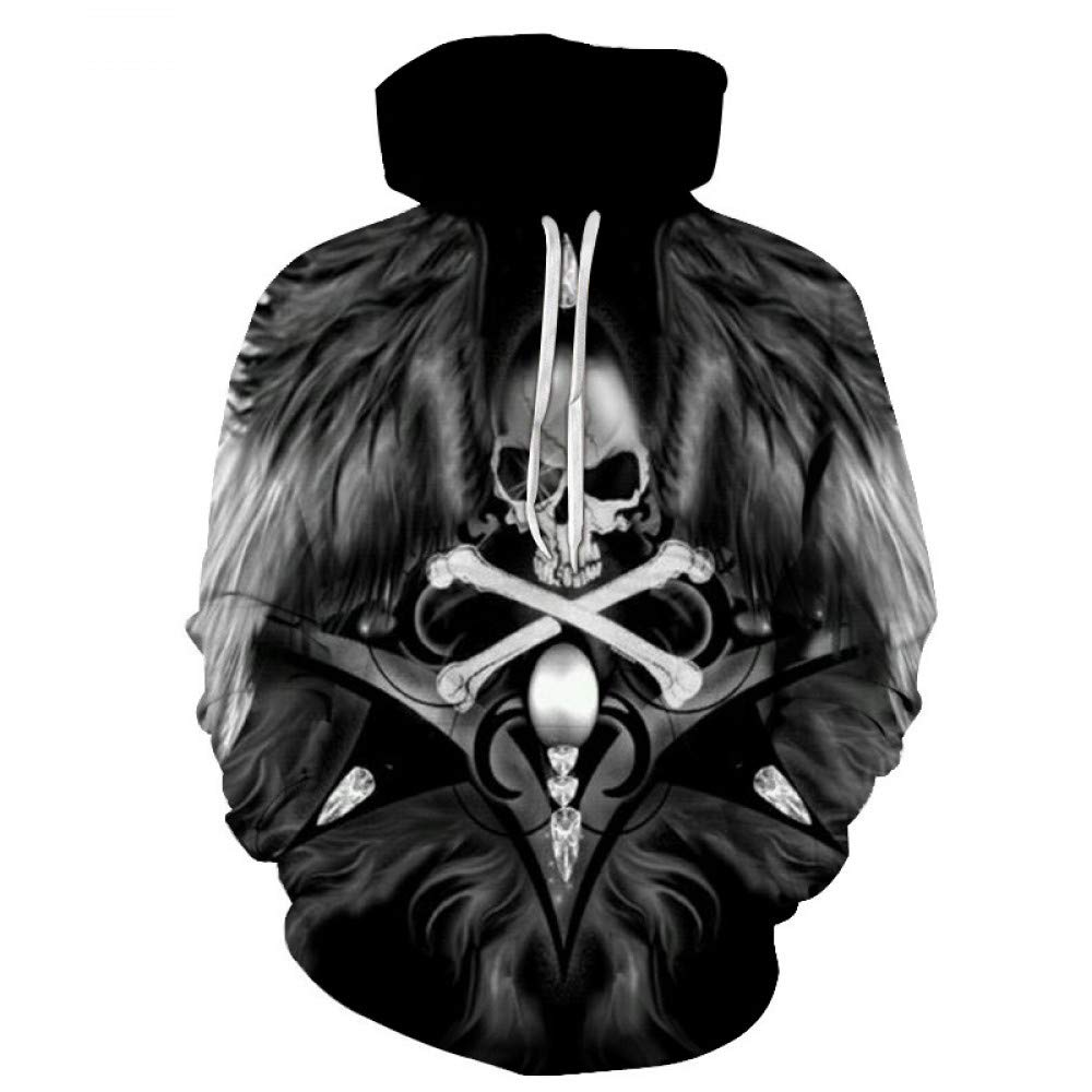 3D Hoody Coat Outwear Blouse Fashion Coat Winter Jacket with hat Digital Printing Hooded Couple Sweater