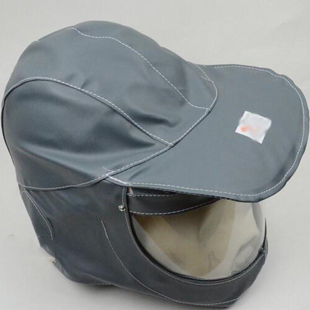 Dust cap Capuchas ácidas y alcalinas/máscaras de Gas/máscaras Antipolvo/máscaras de Pintura en Aerosol/máscaras de protección contra Salpicaduras