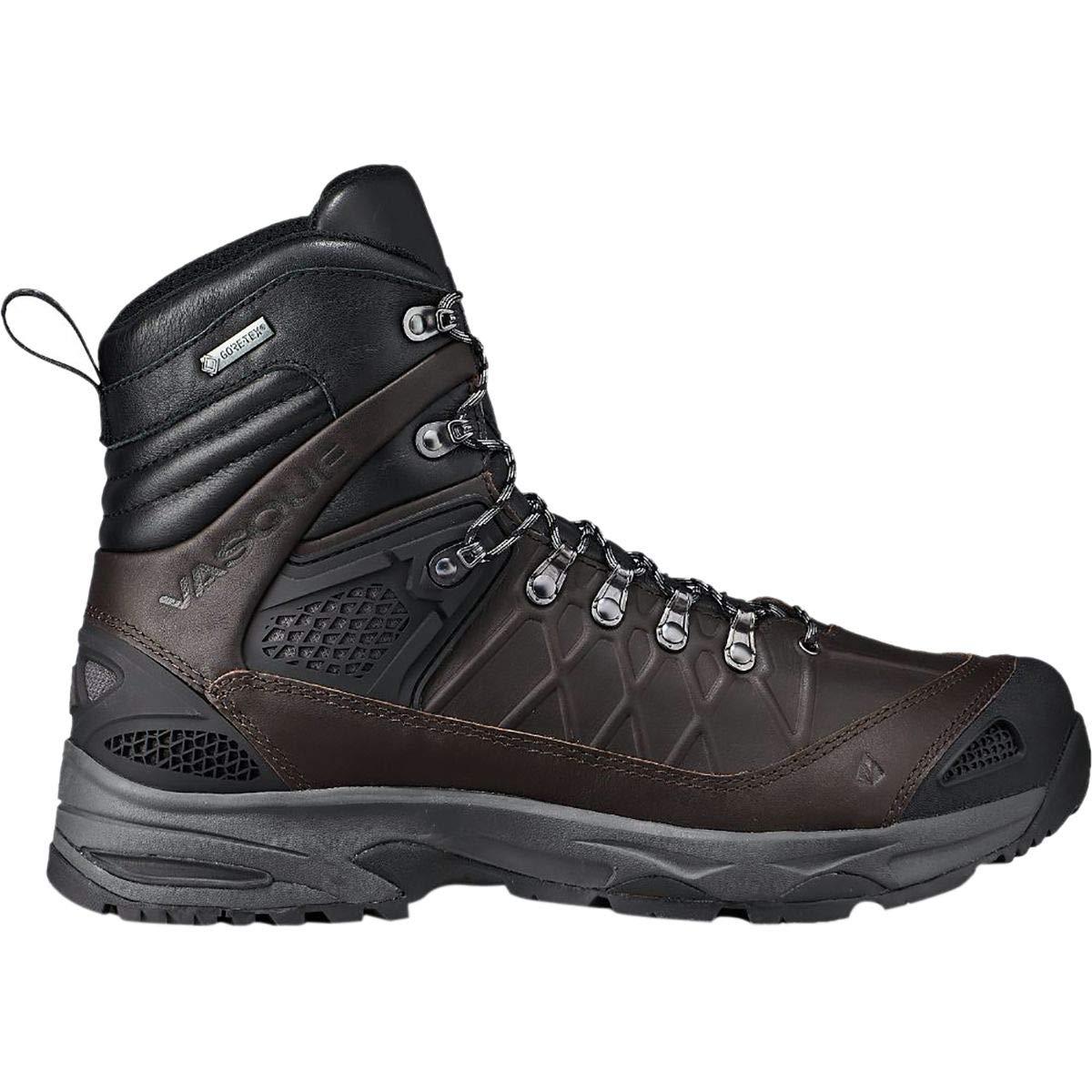 Vasque Saga GTX Leather Backpacking Boot - Men's Coffee Bean, 10.5 by Vasque