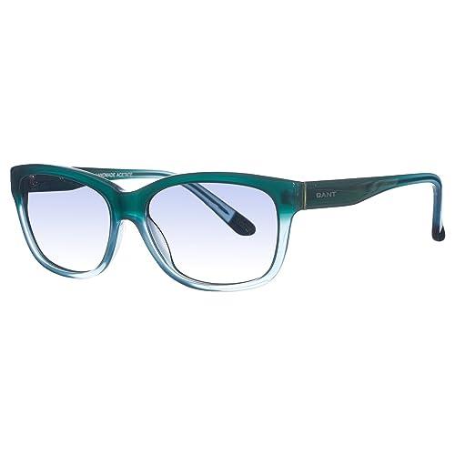 Gant Sonnenbrille GWS 8014 AQBL-35 53 Sunglasses Damen UVP 120EUR