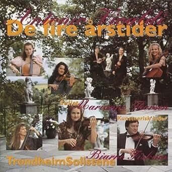 De Fire Årstider, Opus 8, No. 1 - 4, Konsert No. 1, I E-Dur: 'Høsten': 1. Allegro by ...