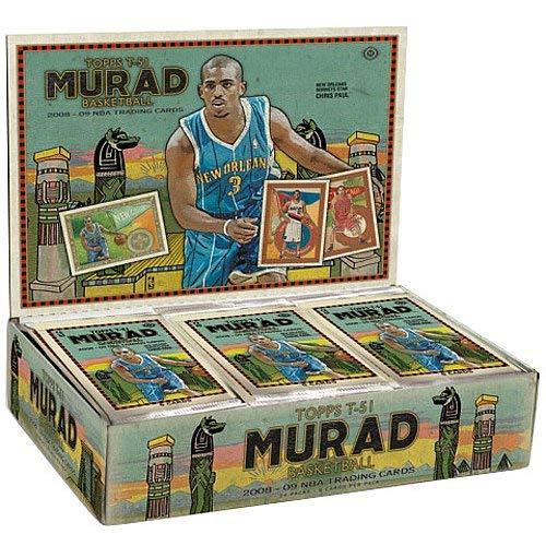 (2008/09 Topps T-51 Murad NBA Basketball HOBBY box)
