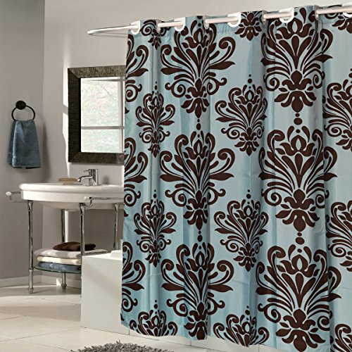 Blue Fleur De Lis - Sweet Home Collection Easy on 70