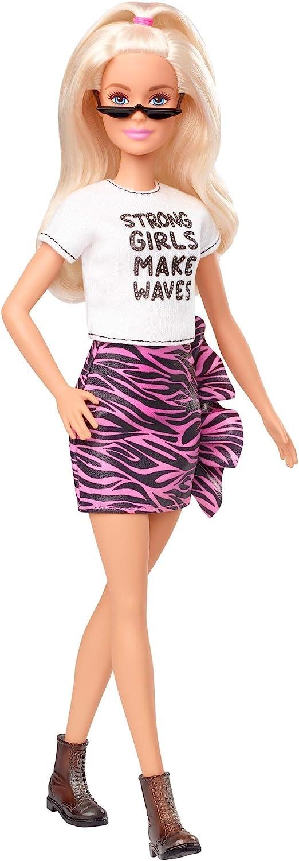 Barbie- Muñeca Fashionistas n.º 148 (Mattel GHW62)