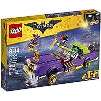 LEGO BATMAN MOVIE The Joker Notorious Lowrider 70906...