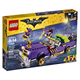 THE LEGO BATMAN MOVIE The Joker Notorious Lowrider 70906 Batman Toy