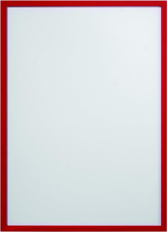 Franken ITSA3M 02 Dokumentenhalter DIN A3, magnetisch 0,32 mm gr/ün
