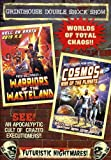 Grindhouse Double Shock Show: Warriors of the Wasteland (1982) / Cosmos: War of the Planets (1977)