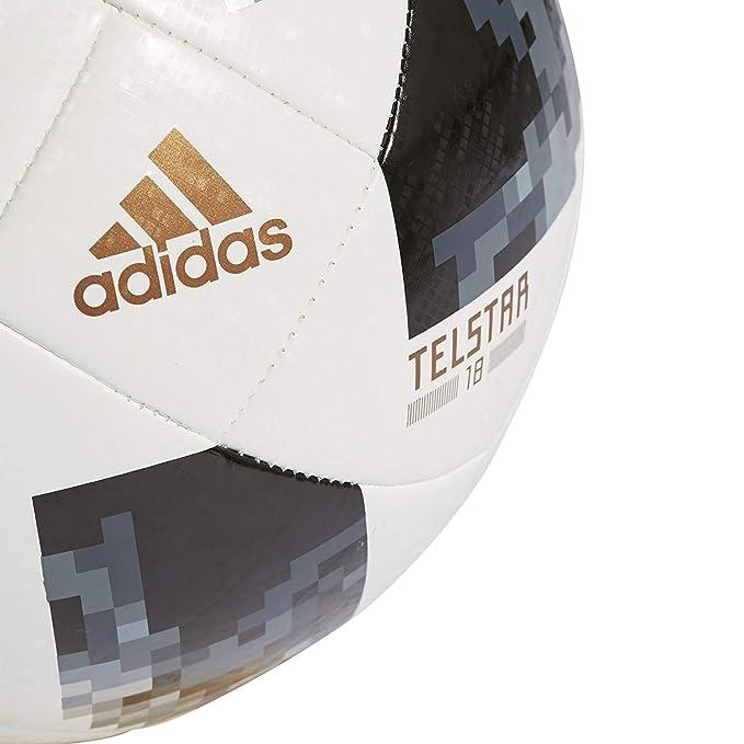 adidas Fútbol Unisex Junior Top Glider de la Copa Mundial, Blanco ...
