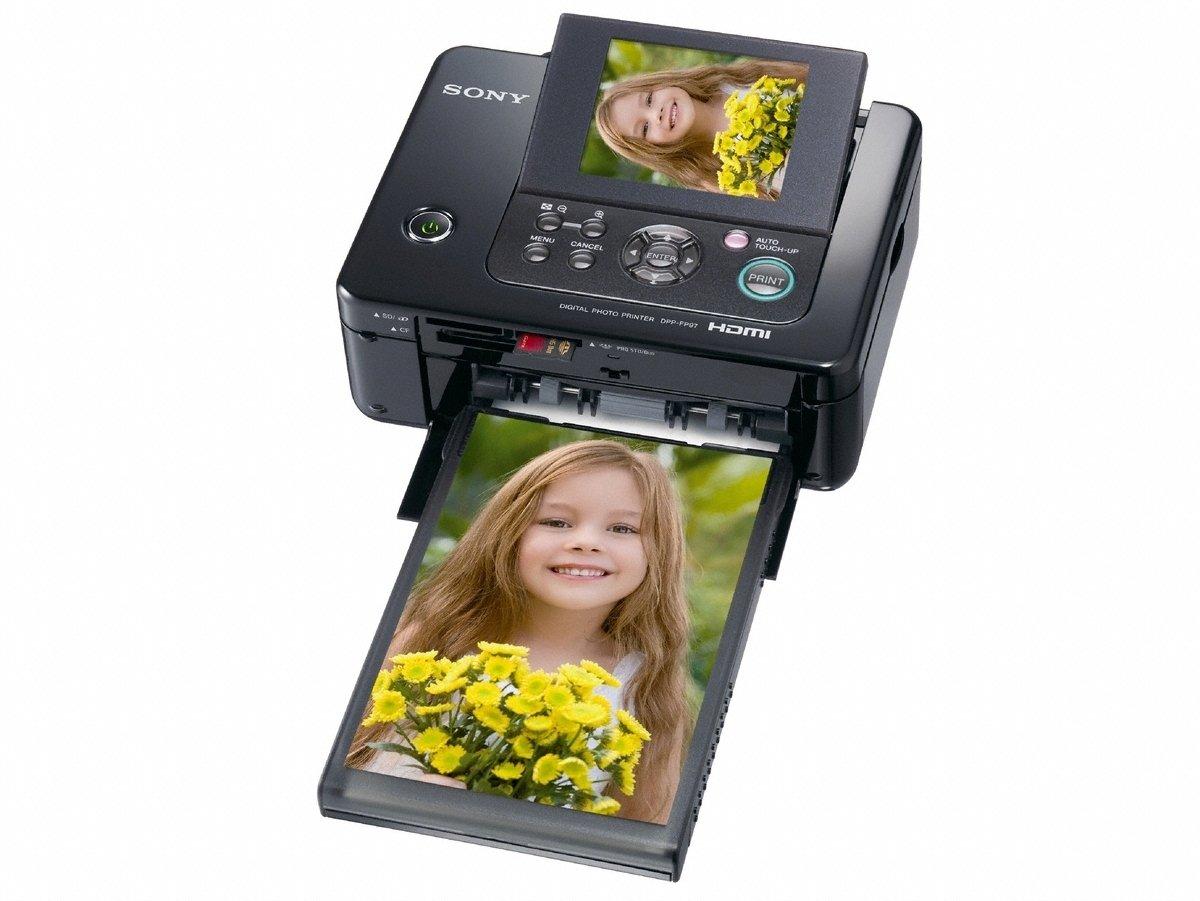 Sony FP97 - Impresora fotográfica (9240 x 6930 DPI, 45s, LCD, 8,89 ...