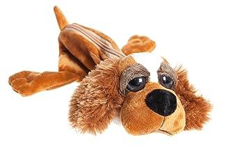 TGO - Estuche (peluche), forma de perro