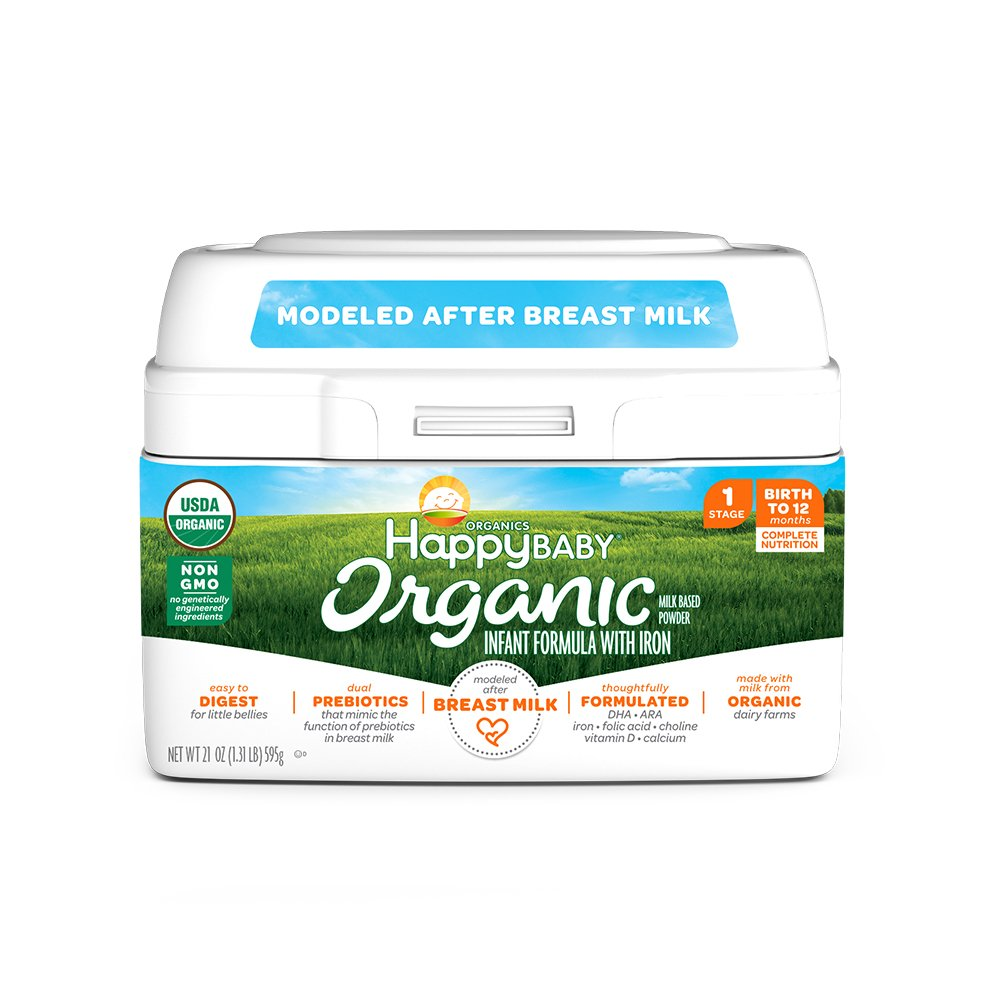 Best Organic Baby Formula 5