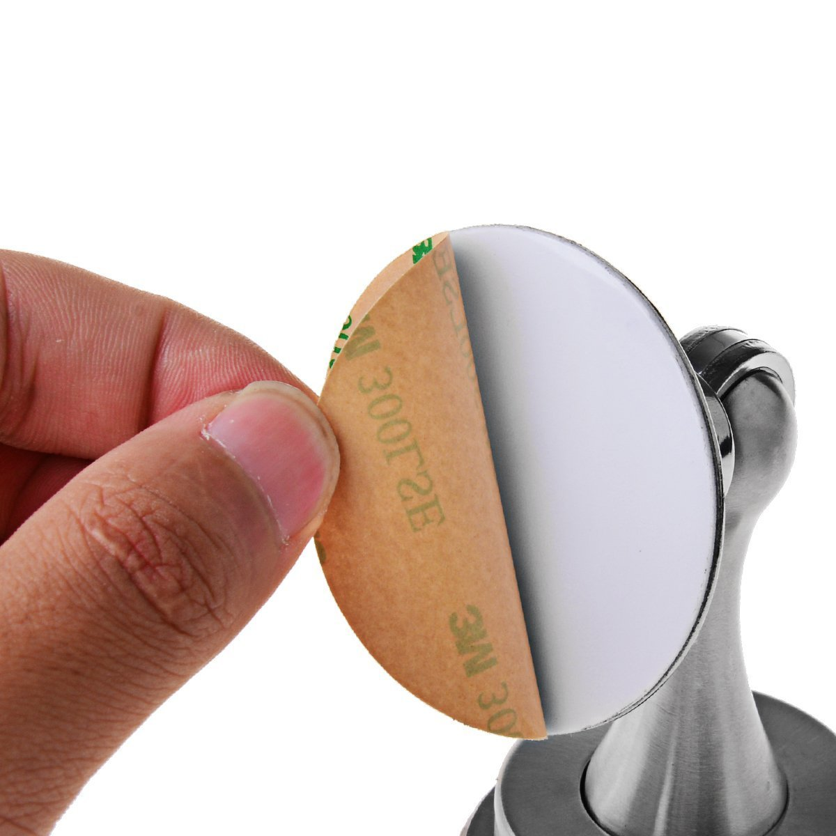 Magn/étique Butoir de porte Folai En acier inoxydable
