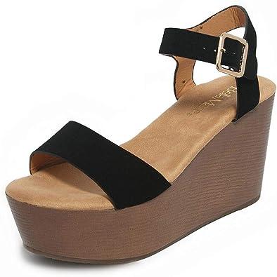 shoewhatever Comfortable Platform Wedge