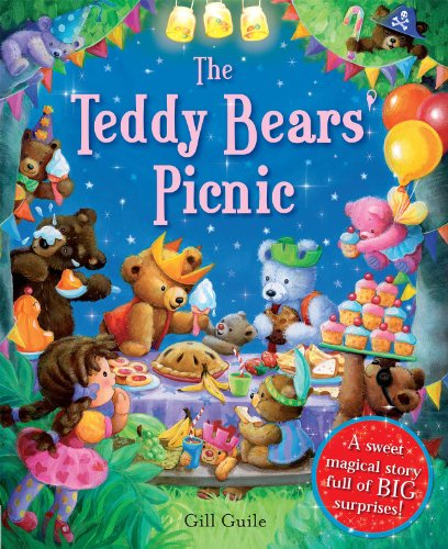 The Teddy Bears Picnic (Picture Flats Portrait) (Teddy Portrait)