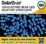 Solar Brite Deluxe BLUE Solar Fairy L...