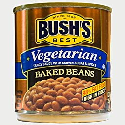 Bush\'s Baked Beans Vegetarian 8.3 OZ (Pack of 12)