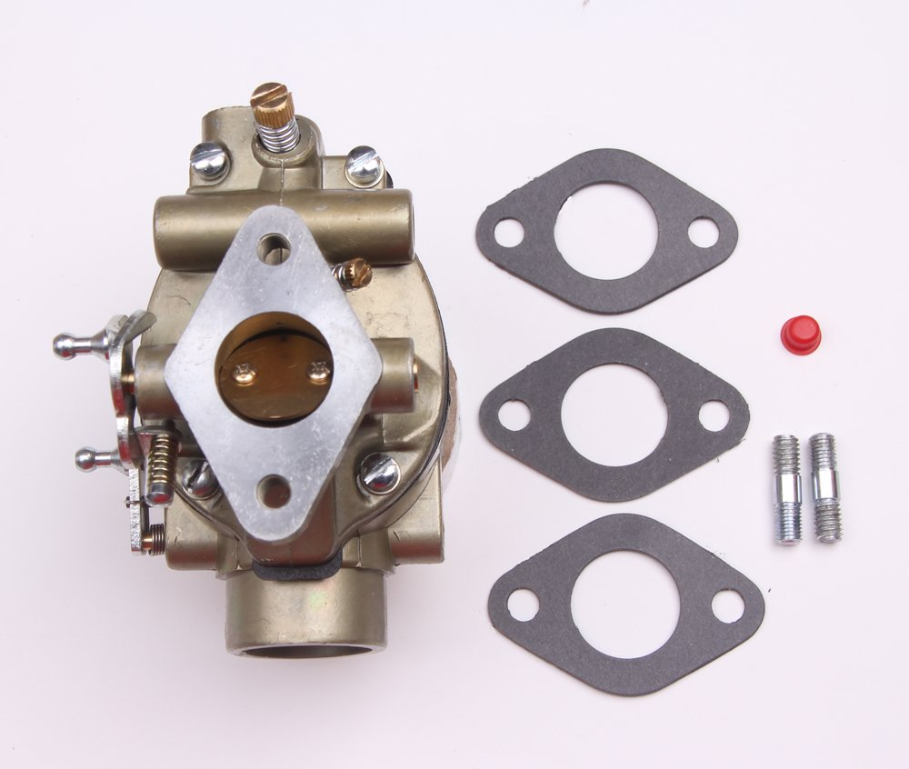 New Carburetor Carb For Ford Tractor 2N 8N 9N Heavy Duty TSX33 Replace # 8N9510C 8N9510C-HD 8N9510C TSX241B TSX-241B TSX241C TSX-241C TSX33 B3NN9510A FSC30-0032 BH-Motor