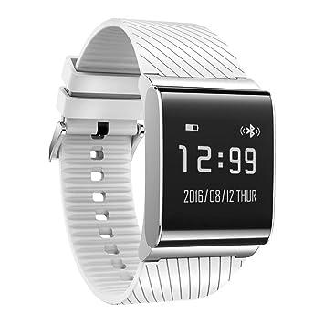 X9 Plus Smart pulsera reloj de pulsera Monitor de presión arterial ...