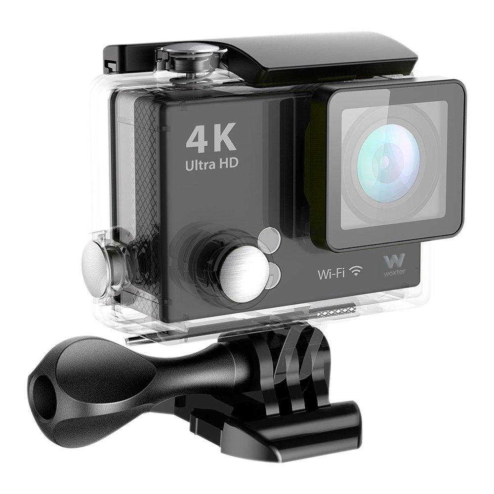 Woxter Sportcam 4K HDMI Ausgang 12MP Auflösung) WC26-024