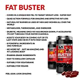LA Muscle Fat Buster; Amazing Quad-Action Natural & 100% Safe Fat Burner And Weight Loss Supplement For Men and Women; Ultra Fast Acting Rapid Absorbing Works Better Then Garcinia Cambogia For Sale