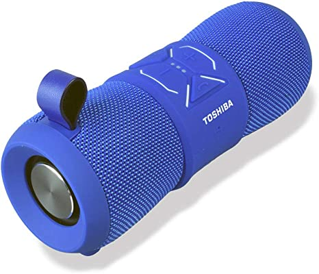 Amazon.com: Toshiba Bluetooth Speaker Accessory Box Blue (TY ...
