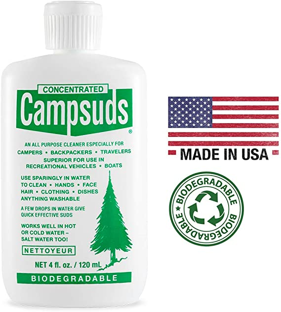 Sierra Dawn Campsuds All Purpose Cleaner