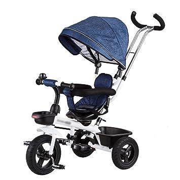 Amazon.com: Triciclos niños bicicleta de 1 – Carrito de 3 ...