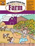 All about the Farm Grades PreK-K, Evan-Moor, 1596730250