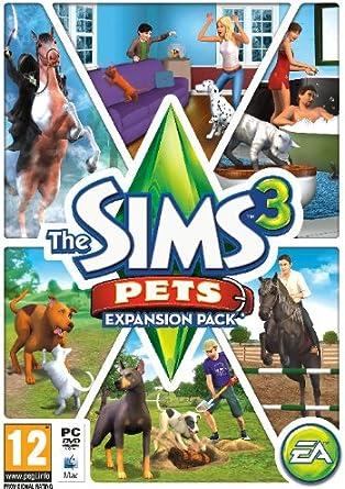 The Sims 3 Pets (PC/Mac DVD)[Importación inglesa]: Amazon.es ...