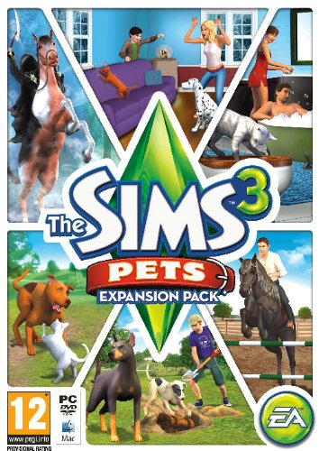 The Sims 3 Pets (PC) (輸入版) B0055MM786 Parent