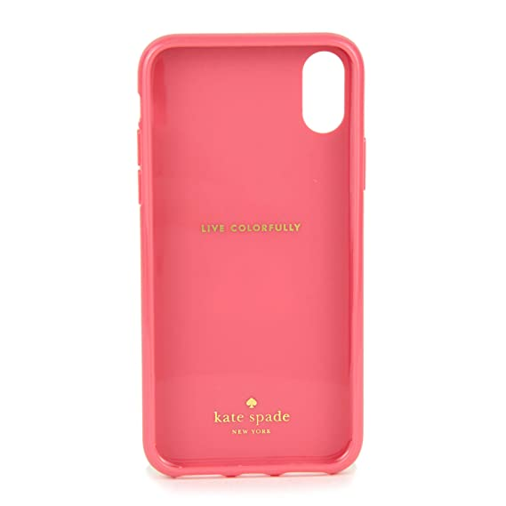 Amazon.com  Kate Spade New York Women s Antoine Phone Case for iPhone X Black  Multi One Size  Computers   Accessories 15bf3be166a57