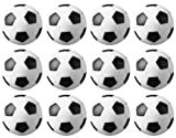 Game Room Guys Set of 12 Soccer Ball Style