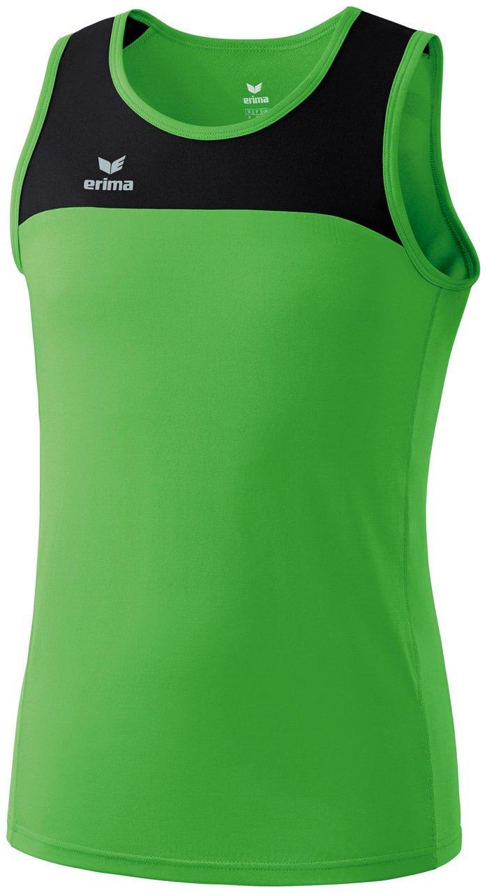 Erima Race Line Adult's Running Vest, Unisex, Running Singlet Race Line