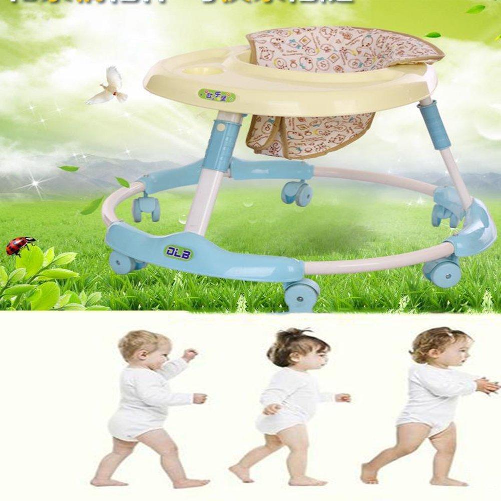Andador para Bebés 6/7-18 meses Anti-rollover Multifunción Niño ...