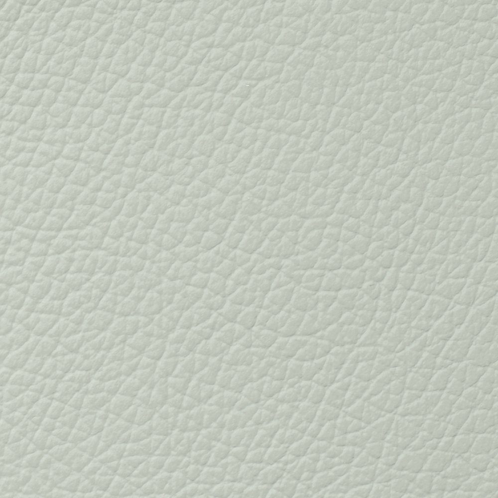 Lafer Recliners Leather Swatch Sample (Light Grey Leather FC124)