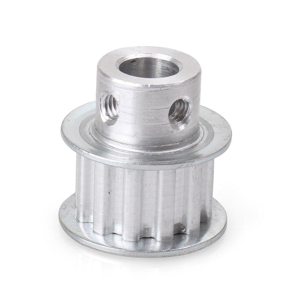 Newsmarts - Polea de 5 mm para impresora 3D, diseño de agujero de ...