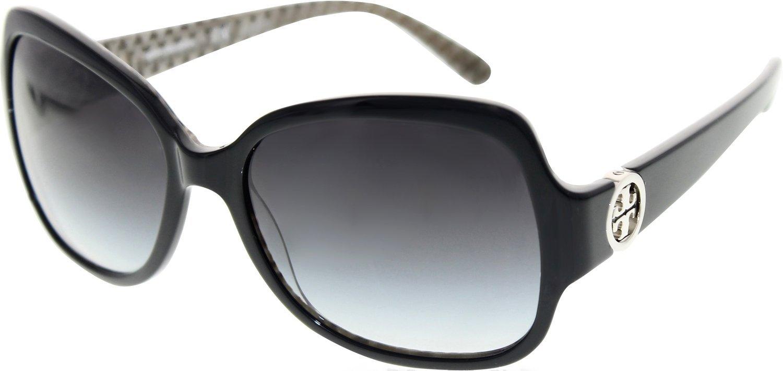 Tory Burch Women's 0TY7059 Sunglasses, Black by Tory Burch