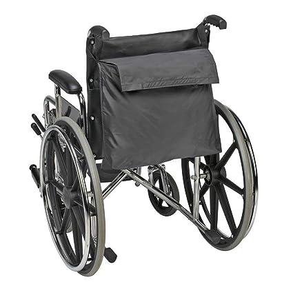 HANSHI Bolsa de almacenamiento para silla de ruedas, bolsa de accesorios para silla de ruedas