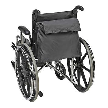 HNYG Mochila para silla de ruedas, color negro Se adapta a ...