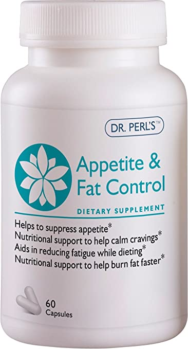 83b8099d1ac2c Dr Perl's Appetite and Fat Control: Proven Natural Weight Loss Supplement  with Garcinia Cambogia,