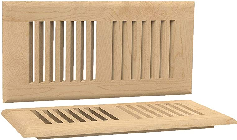 Designs Of Distinction Wood Floor Vent Cover Self Rimming Floor