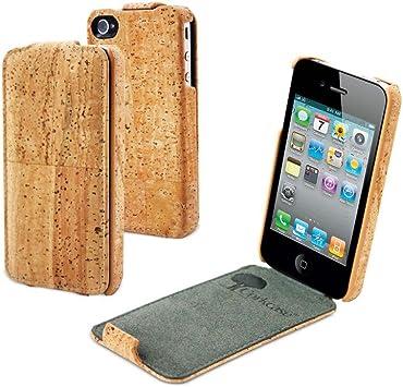 Corkcase Corkcase Snowslim Coque pour iPhone 4/4S Liège naturel