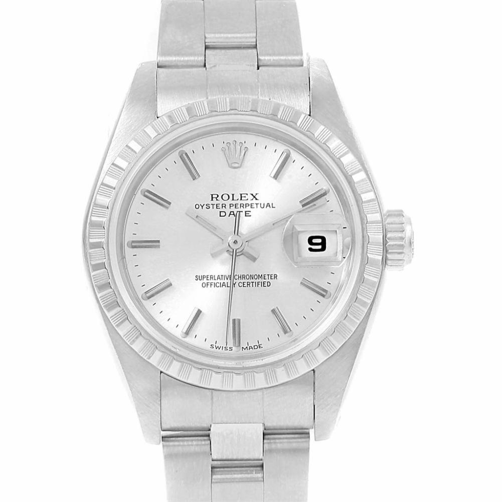 Rolex Date automatic-self-wind womens Watch 79240 (Certified Pre-owned)