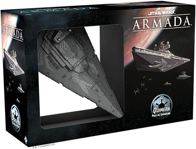Fantasy Flight Games Star Wars Armada: quimera-español, Color (FFSWM29): Amazon.es: Juguetes y juegos