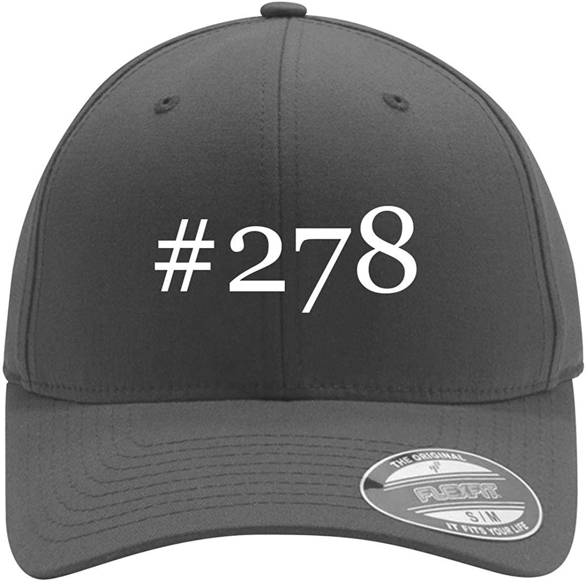 #278 - Adult Men's Hashtag Flexfit Baseball Hat Cap 61ZjKIc2pUL