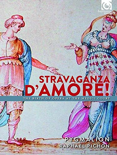 Amore Cd (Stravaganza d'Amore! - The Birth of Opera at the Medici Court)